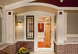 Not So Big Showhouse front entry