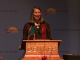 Sarah Susanka at University of Denver