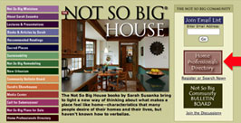 The Not So Big House Home Professionals Directory