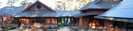 NC Lake House banner image