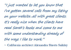 Home Professionals Directory quote from Alexandra
