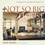 The Not So Big House original edition