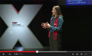 Sarah Susanka at TEDx San Diego