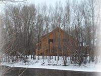 Gunnison River Cabin