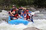 white water rafting crested butte
