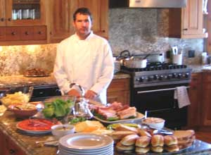 chef in crested butte