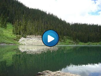 emerald lake crested butte