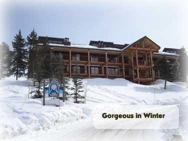 San Moritz winter