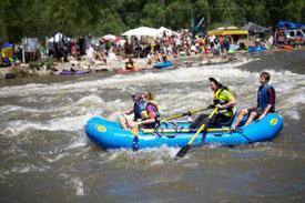 gunnison river festival