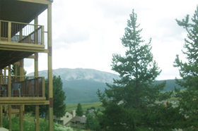 jerry's 3 bedroom condo in crested butte