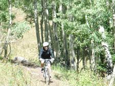 steve on bike