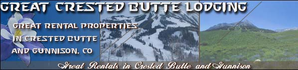 great crested butte lodging
