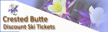 crested butte discount ski tickets