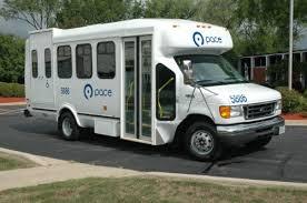 paratransit bus