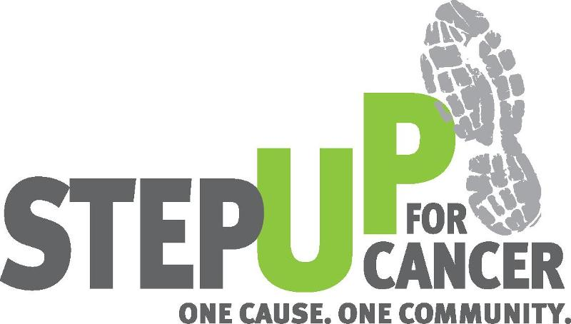 Step Up for Cancer logo
