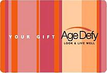 Age Defy Gift Card