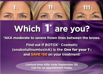 Brilliant Distinctions Botox