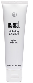 Triple Duty Sunscreen