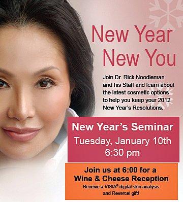 New Year's Seminar 1/2012
