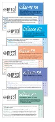 Revercel Kit Regimens