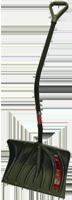 Back saver shovel