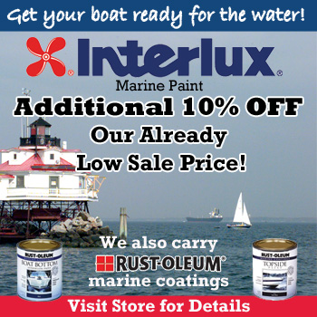 Interlux paint 10% Off