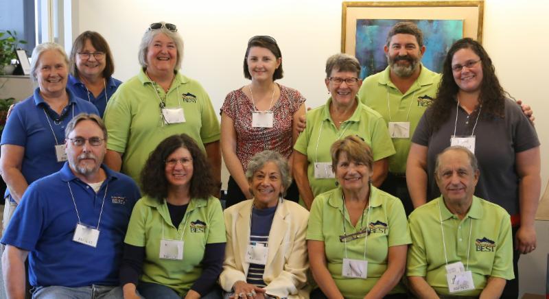 2016 TMI Volunteers