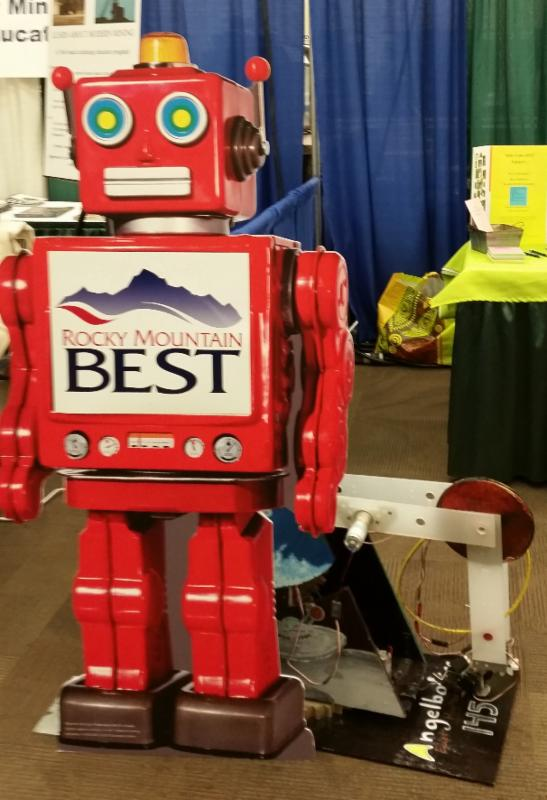 2015 Colorado Science Conference Outreach