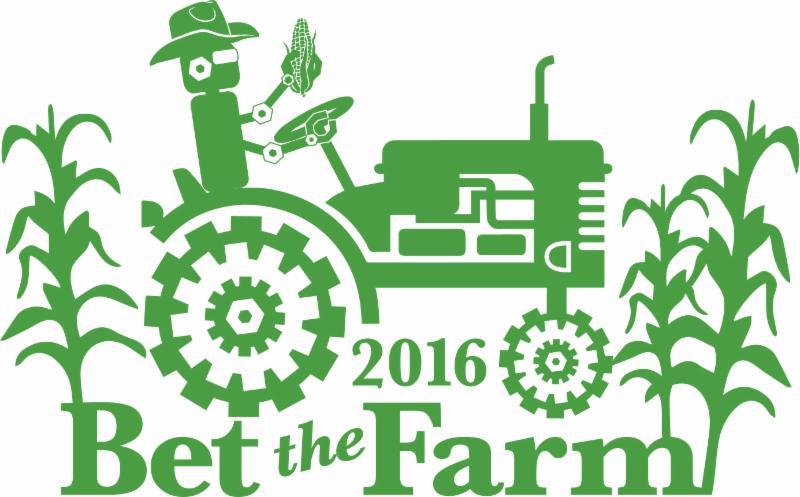 2016 BET THE FARM Logo