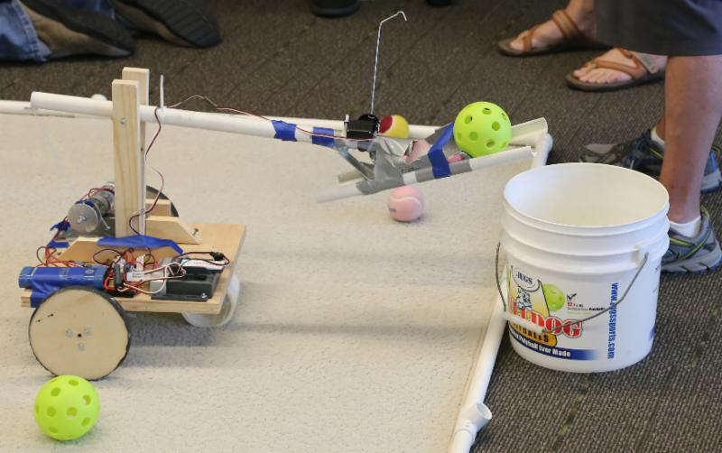 2016 TMI Robot Trebuchet