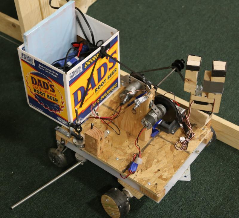 2015 Kickoff Protobot