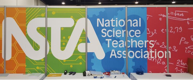 2016 NSTA Conference Banner