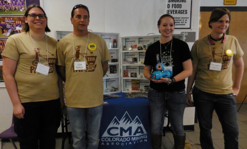 2015 PROTOBOT Team and CMA