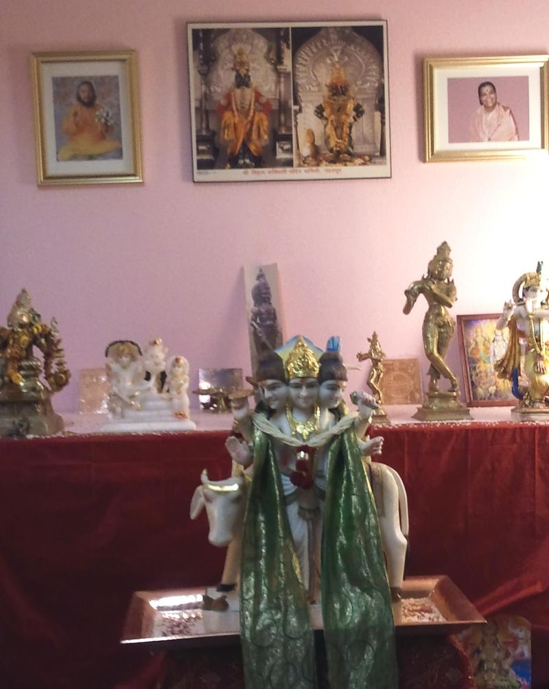 Dattatreya,Panduranga