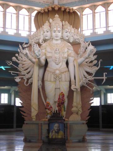 Vishwa Rupa Vishnu at Vishwa Shanti