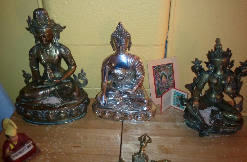 Tara,Buddha