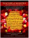 Mantra Teacher cover