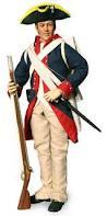 Rev War soldier