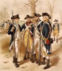 Rev War soldiers