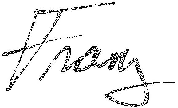 Franz signature