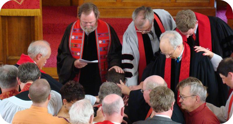 Wisconsin conference life august craig jan mcmahon is ordained as a united church of christ minister publicscrutiny Gallery