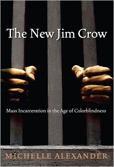 New Jim Crow book image
