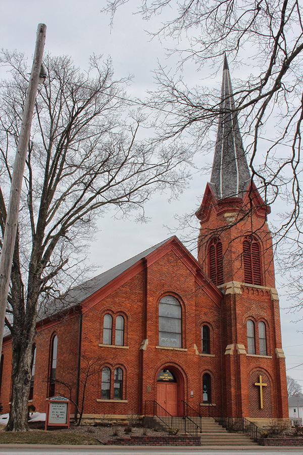 First Cong Church Platteville image