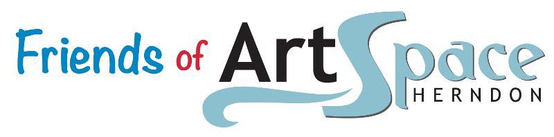 Friends of ArtSpace Herndon logo