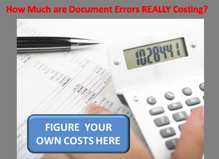 Inserting Error Cost Calculator Button