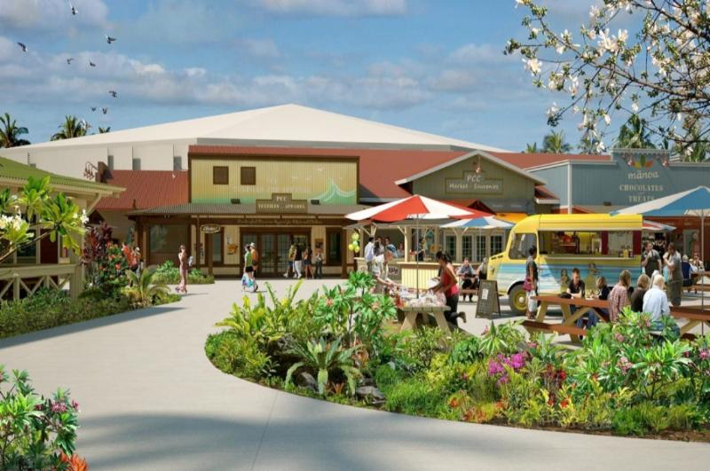 Hukilau Marketplace will introduce new dining and retail offerings