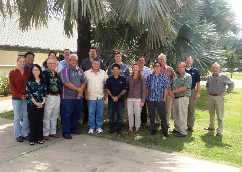 Drainage Charrette Participants