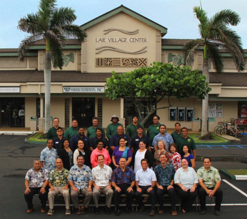 The HRI Team (November 2014)