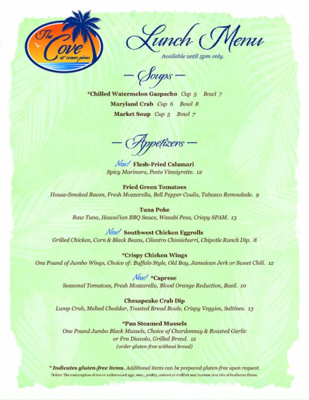 Dine in the Pines | Ocean Pines, MD