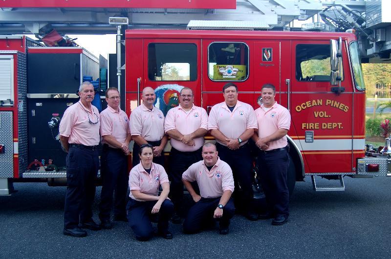 pink firemen